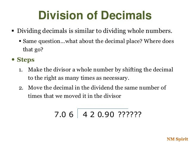 Steps to Long Division - Cheat Sheet by Miss Etting | TpT