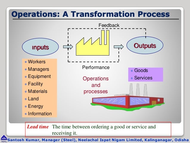 system and operation management input process output model Keywords: hotel establishments, models, processes, operations, flows  introduction  the process should add value to the input and create an output that  is more useful and effective  intranet, reservation and property management  systems.