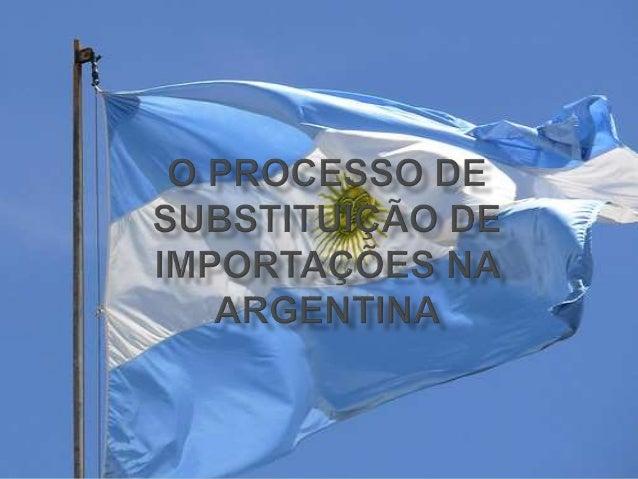  Se intensificou a partir de 1929, motivado também  pela crise capitalista mundial, como no Brasil.   No período agroexp...