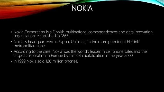 a finnish multinational communications corporation headquartered