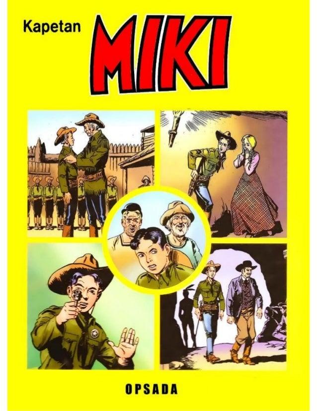 opsada - kapetan miki