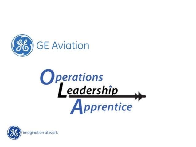 Agenda The Company The Apprenticeship  Enrichment After the Apprenticeship  3 Higher Apprenticeship 2012 26/10/2011