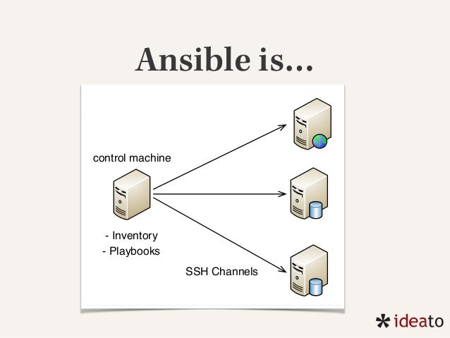Ansible new paradigms for orchestration