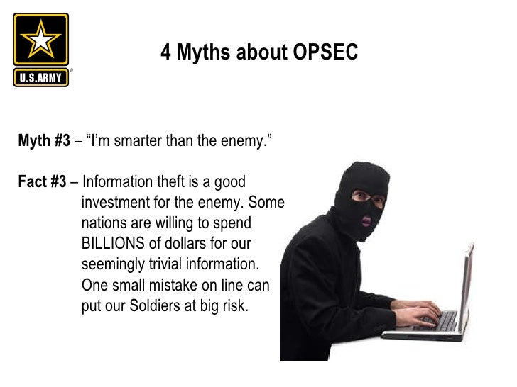 Opsec for families