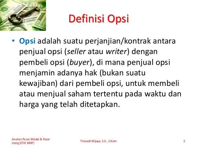Definisi opsi saham rsu