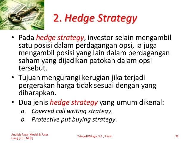 Belajar perdagangan opsi saham