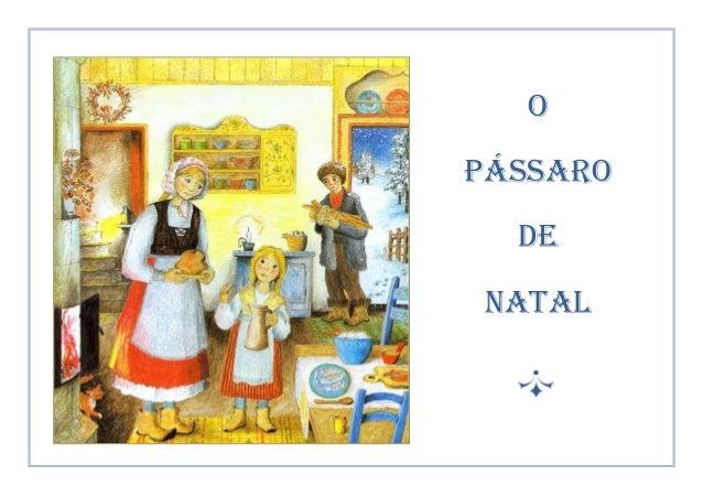 O PÁSSARO DE NATAL