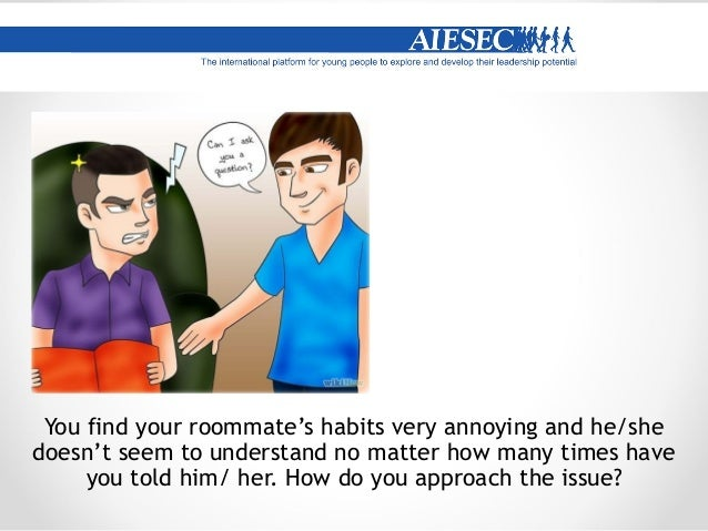 If AIESEC don't seem to be contacting you…