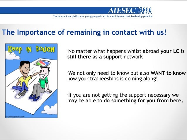 Outgoing Preparation Seminar (LC Islamabad-AIESEC Pakistan)