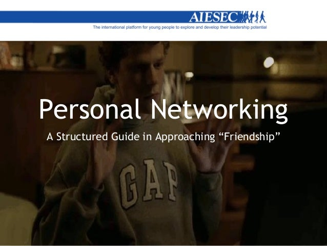 Why is Networking important ?