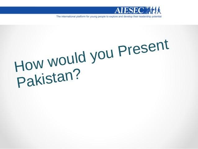 Presenting • Bring Pakistani food (mastiha gums, etc) • Taste Pakistani drinks • Lassi, Roh afza etc • Cook a meal • Barya...
