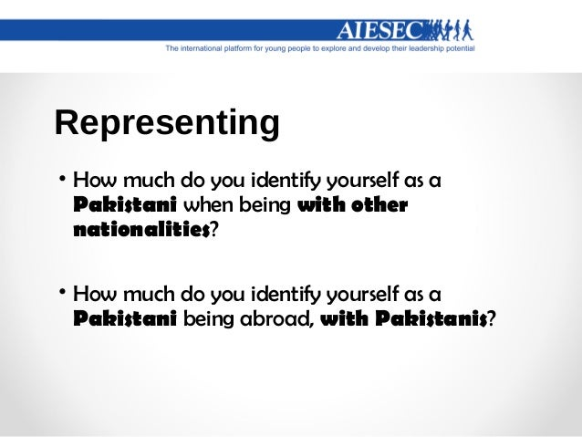 Are you ready to become Ambassadors of Pakistan? •Who is READY???