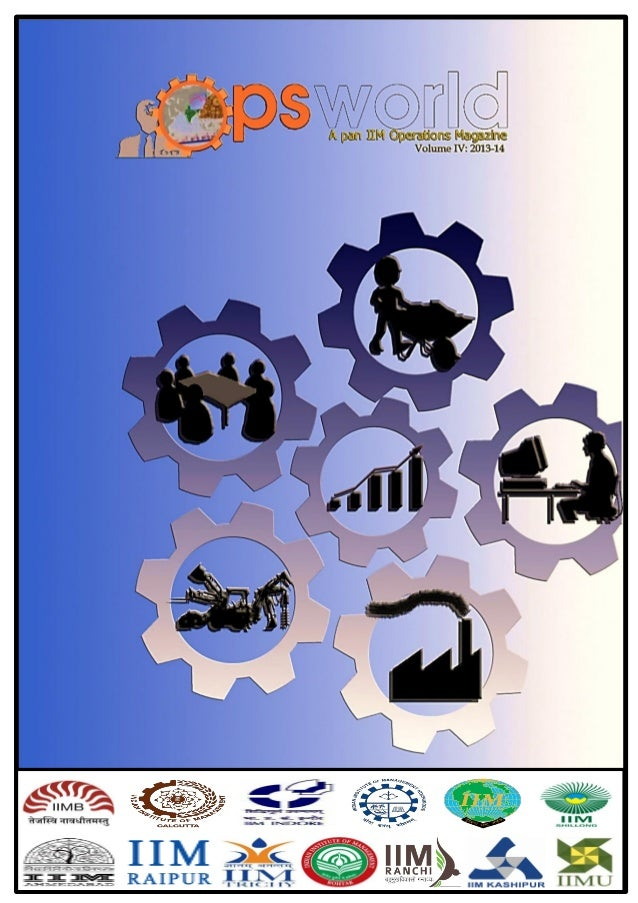Opsworld 4  CONTENT  Productivity: The Mystery  1  Efficiency: The Future  Concepts  5  Efficiency in Supply chain for mil...