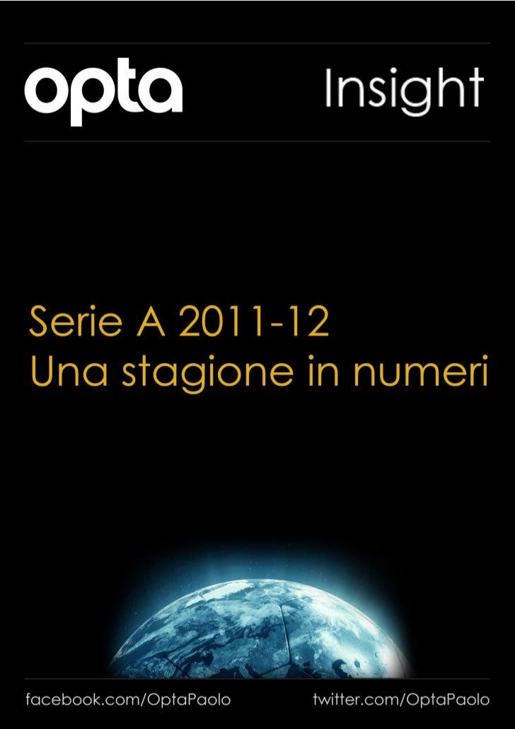 IndiceLa sorpresa dell'anno – Juventus ......................................................................................