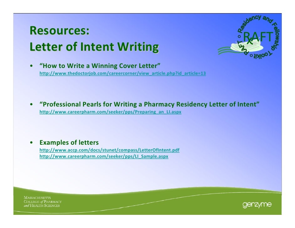 Touro Pharmacy Letters Of Recommendation