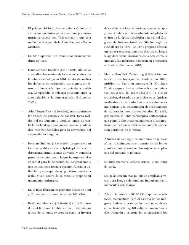 7ed24d08b2 Optica historia