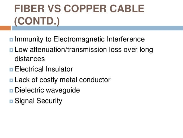 copper versus fiber Please define fiber handoff and ethernet 23981063/please-define-fiber-handoff-and-ethernet-handoff the copper ethernet port as it.