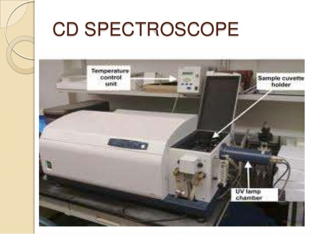 optical rotatory dispersion instrumentation pdf