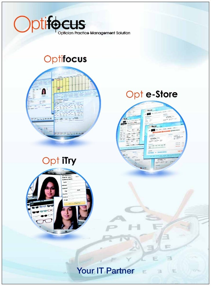 2f3d640f44 Optifocus practice management software for optician brochure