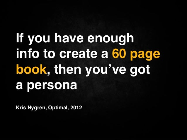 If you have enough