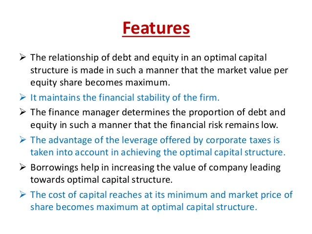 capital structure case Capital structure case solution,capital structure case analysis, capital structure case study solution, answer # 1: the statement that 'moderate borrowing will not increase the required return on a firm's equity' in a world of no taxes, no transaction costs a.