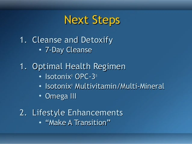 Achieve optimal health with cleansing