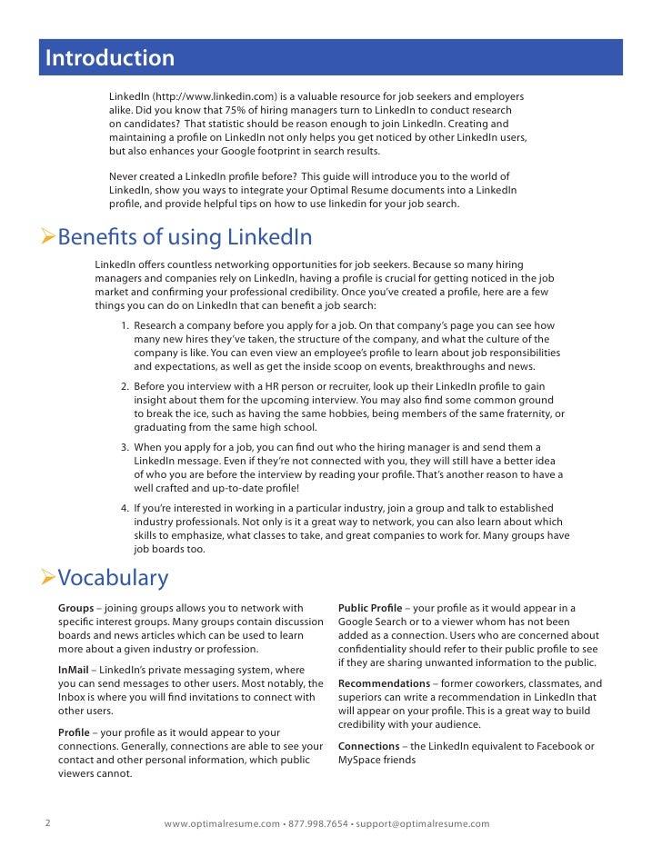 SlideShare  My Optimal Resume