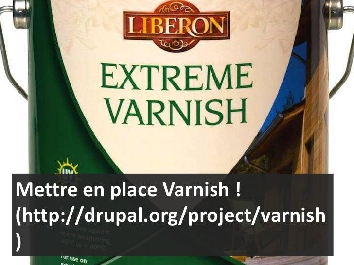 Mettre en place Varnish ! (http://drupal.org/project/varnish)<br />