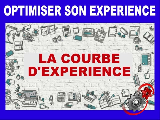 optimiser son exp u00e9rience