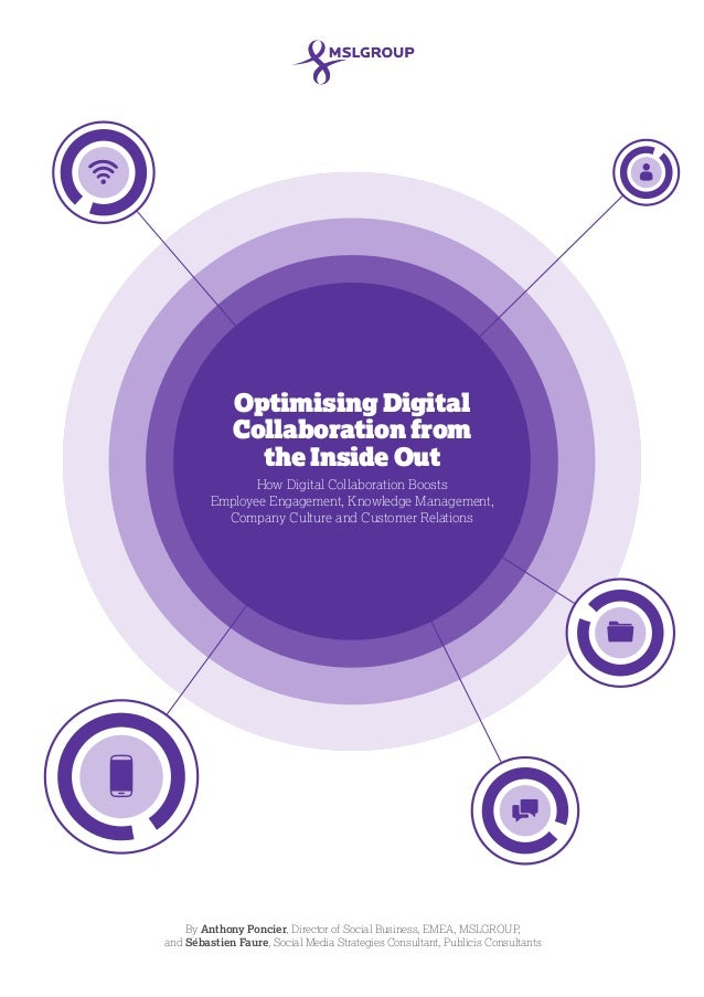 Optimising Digital Collaboration From the Inside Out