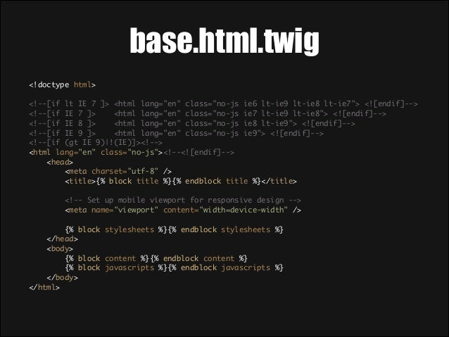 The same HTML structure and assets per 'section'?