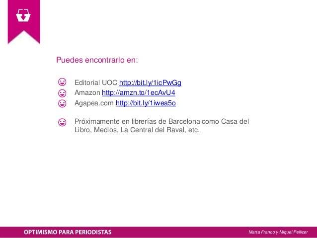 Editorial UOC http://bit.ly/1icPwGg Amazon http://amzn.to/1ecAvU4 Agapea.com http://bit.ly/1iwea5o Próximamente en librerí...