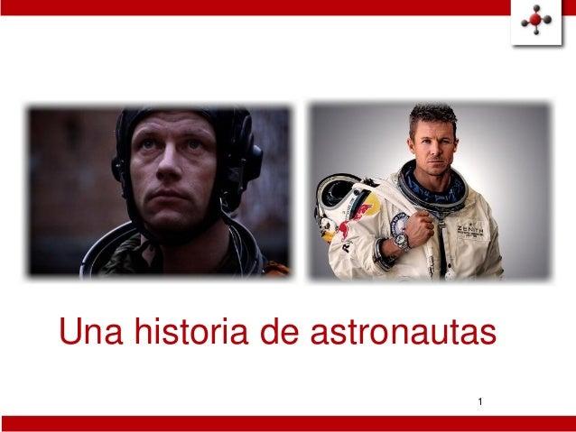 Una historia de astronautas 1  5 de