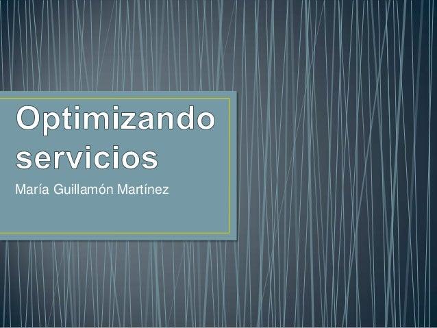 María Guillamón Martínez