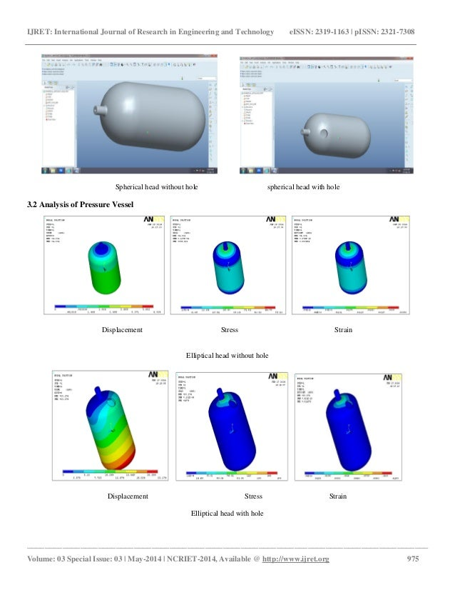 research papers on optimization of pressure vessels The experimental results showed higher bursting pressure for optimized cylinders research limitations/implications: the research must be done for non- linear material models and for multiple compound cylinders practical implications: the results can be used for high pressure vessels such as artillery tubes, gun barrels.