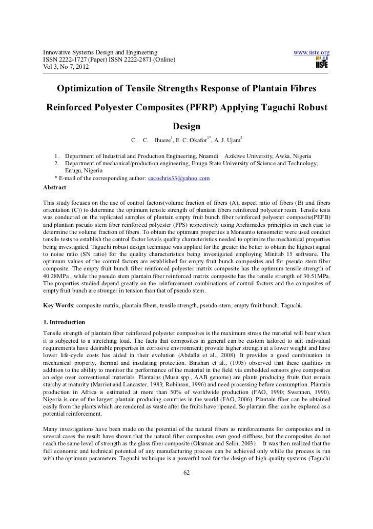 Fibre Optics Essay