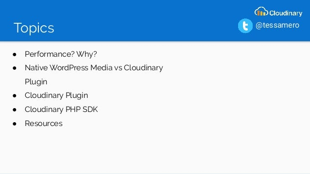 Optimize media performance in wordpress with cloudinary Slide 3