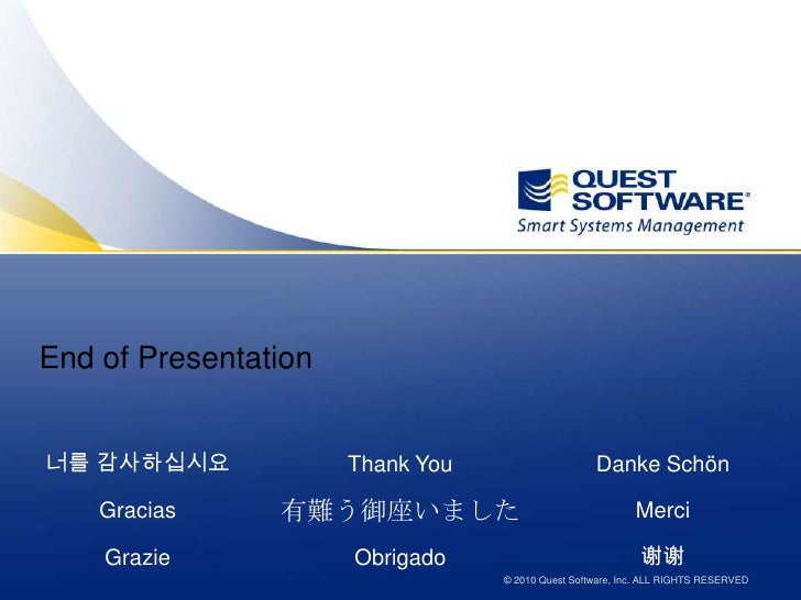 Optimize oracle on VMware (April 2011)