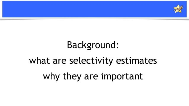 Improving MariaDB's Query Optimizer with better selectivity estimates Slide 2