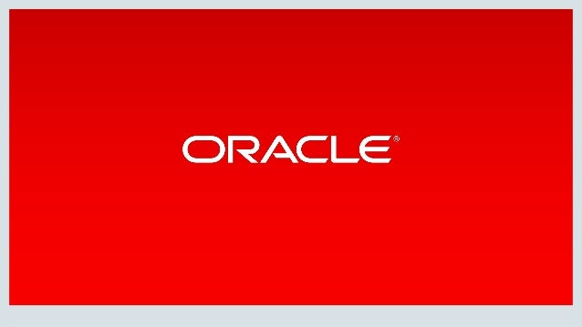 Copyright © 2018, Oracle and/or its affiliates. All rights reserved. | Safe Harbor Statement The following is intended to ...