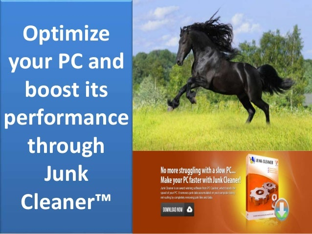 how to clean pc system junk
