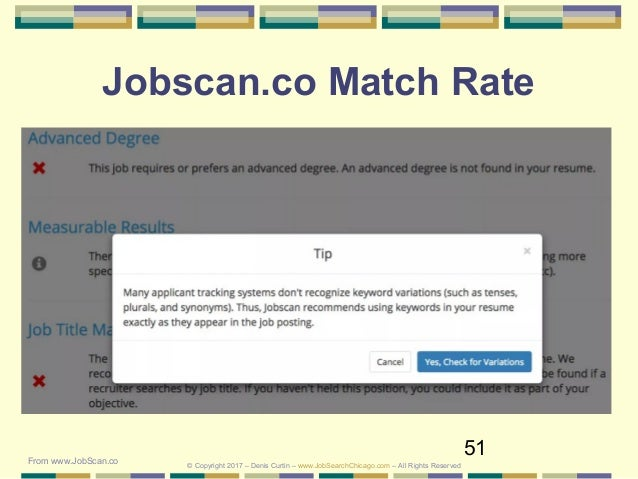 Optimize Your Resume (Career Renewal) for Applicant Tracking Systems …