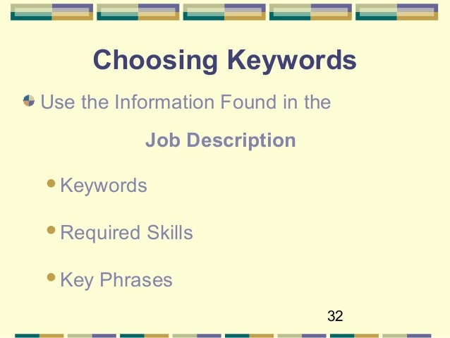 optimize your resume for applicant tracking systems