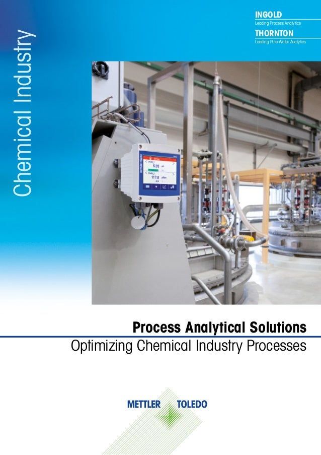 Optimizing Chemcial Industry Processes