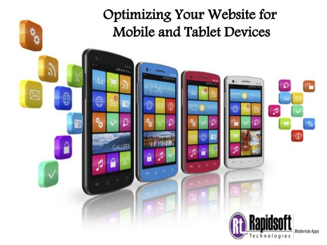 Optimizing Your Website for Mobile and Tablet Devices