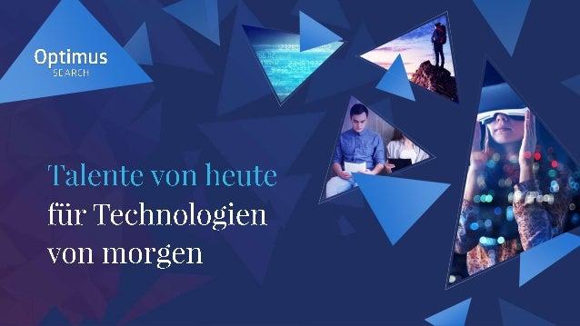 Wir sind Experten für die Bereitstellung von Recruitment- Lösungen im Bereich Digital, Data und Life Sciences in der gesam...