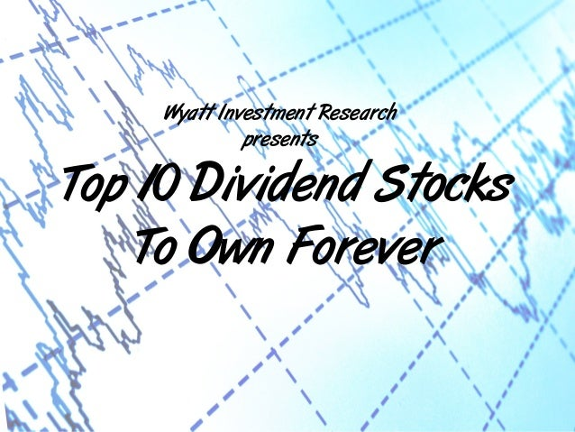 Are dividends always the best option