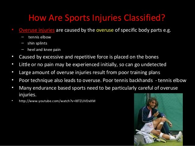 reflective writing sports injuries at placement Unit 26: work experience in sport unit code the skills needed to undertake a work experience placement in the sports reflective tool to develop short.