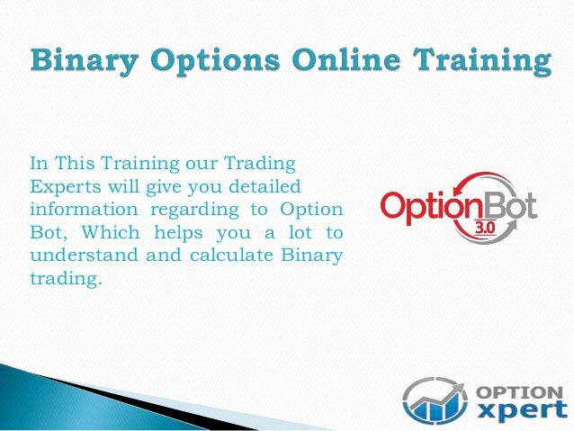 Binary options understanding