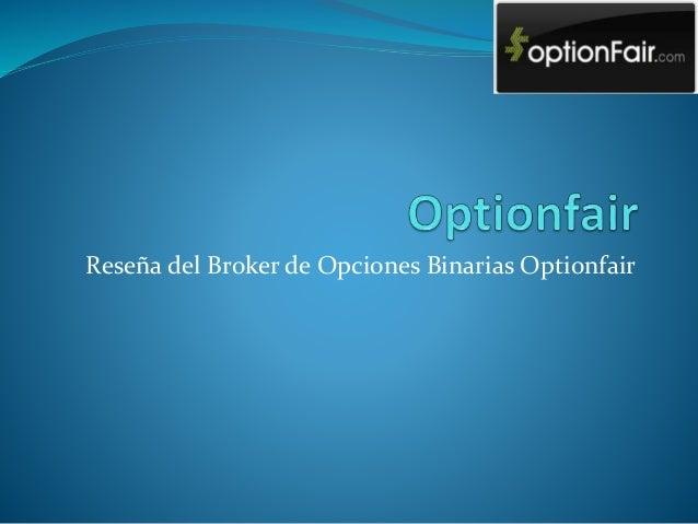 Opciones binarias de un toque